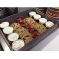 Fun Friday Dessert - Chocolate chip cookies