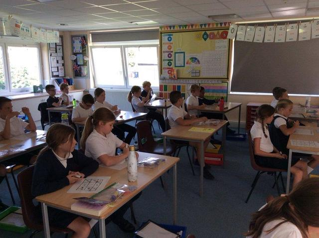 Spanish Bingo Year 6