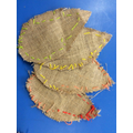 Autumn leaves for the friendship tree