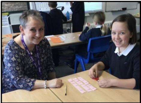 Class Teacher: Mrs Caron Darbyshire