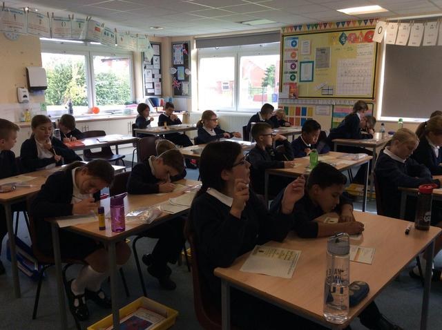 Year 6 Treaty of Versailles Writing own peace treaty