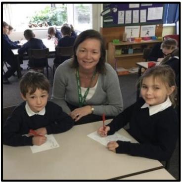 Class TA: Mrs Debbie Silson