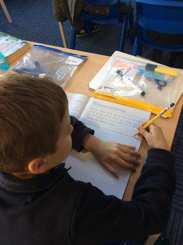 Year 4 Handwriting and Presentation