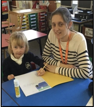 Class TA: Miss Sarah Evans