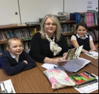 Class TA: Mrs April Beevers