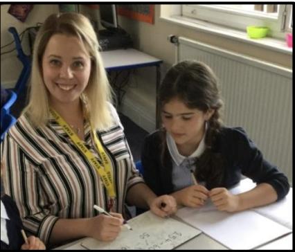 Class Teacher: Mrs Katie Houlden