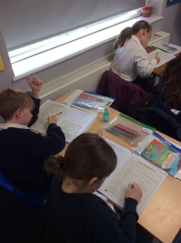 Year 4 Story Map