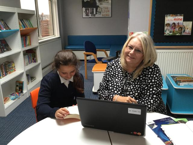 Mrs Beevers - Teaching assistant