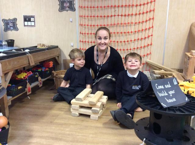 Mrs Thackray - Class teacher, Assistant Headteacher, SENCo