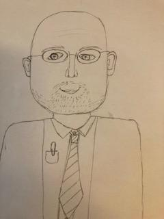 Mr Ramsdale - Class 5 teacher