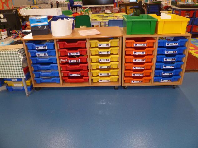 Children's Trays