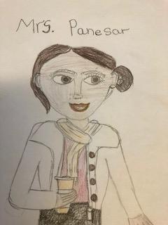 Mrs Panesar - Class 5 teacher