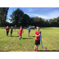 The javelin throw....easy!