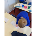 Class 4 have conducted an experiment in science where they have a go at grouping rocks.