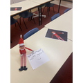 Day 5- looks like the elf has taken full advantage of the photocopier working again!
