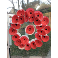 Our class wreath