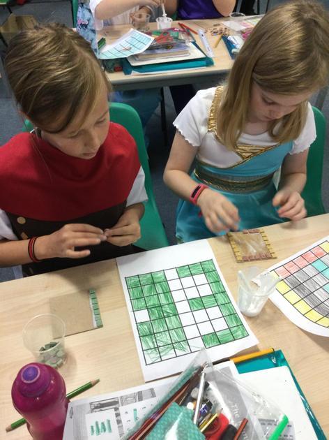 designing mosaics