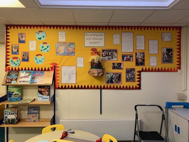 A display showcasing all of our hard work in this topic can be found in the library!
