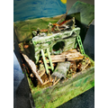 Maisie's Model of a WW1 Trench