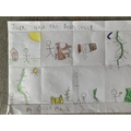 Jack and the Beanstalk story boxes