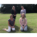 Mrs Latty (Year Lead, C4), Mrs Capewell (O4, Weds), Mrs Crumbie (O4) and Miss Wright (W4).