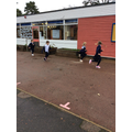 Our Weekly active mile.