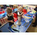 Making Towers For Rapunzel