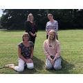 Mrs Latty (Year Lead, C4), Mrs Capewell (O4, Weds), Mrs Crumbie (O4), Miss Wright (W4)