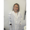 Our scientist of the week :)