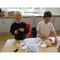 Making Astronauts for an exciting project