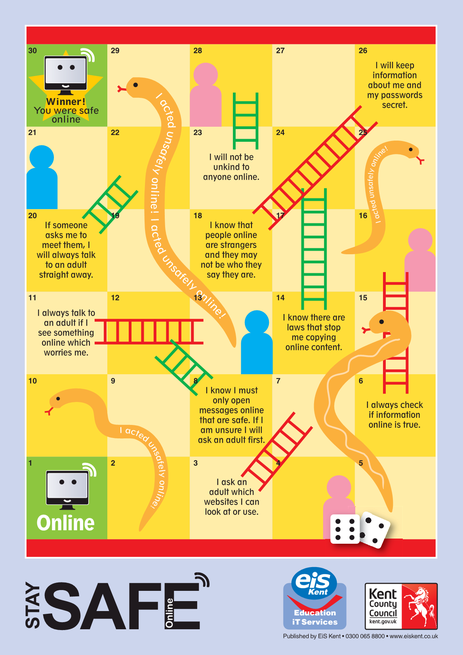 KS2 Acceptable Use Poster