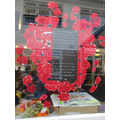 Our Poppies for Remembrance