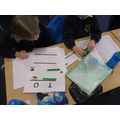 We learnt how to add two digit numbers using the column method.