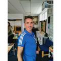 Mr Levett, P.E Specialist Teacher
