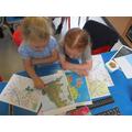 Exploring Maps