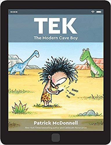 Year 4: TEK: The Modern Cave Boy