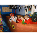 Role play in the pirate ship
