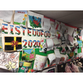 Eisteddfod Competition Display 2020
