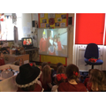 We watched a short film about St.david's Day