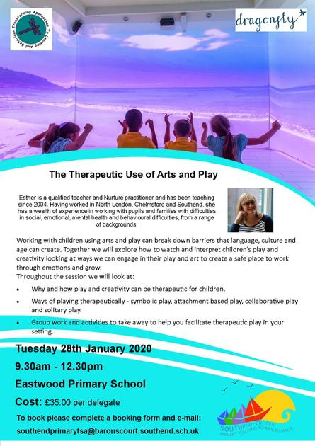 Therapeutic Use of Arts and Play