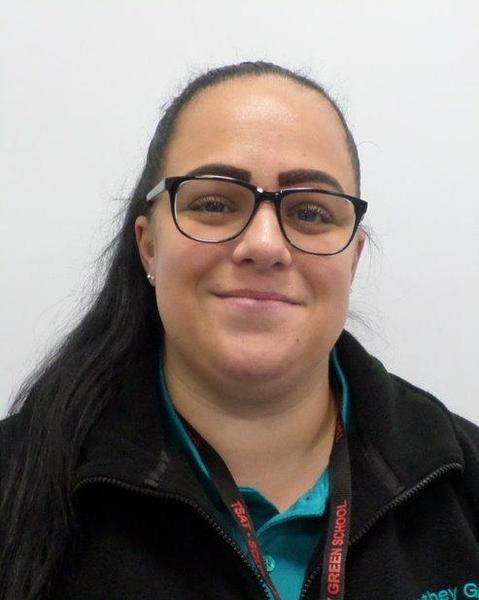 Amy Evans - Staff