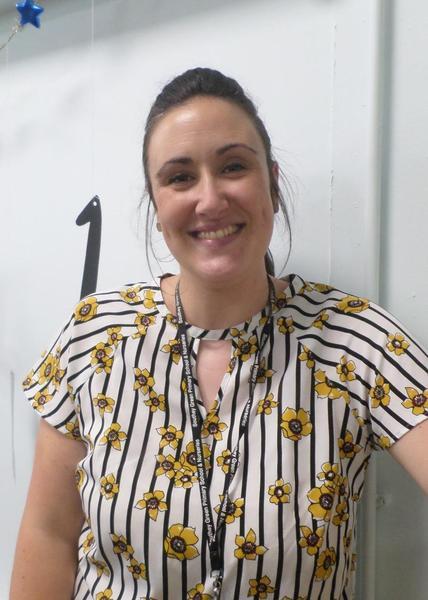 Rebecca Robinson - Lead Teacher