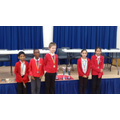 Times Table Challenge Finalists