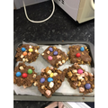 Cooking and weighing in maths