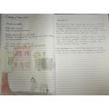 Alicia's English work