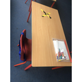 We all have our special desks just for us