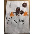 Kian's viking art