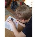 Elliott's reading work