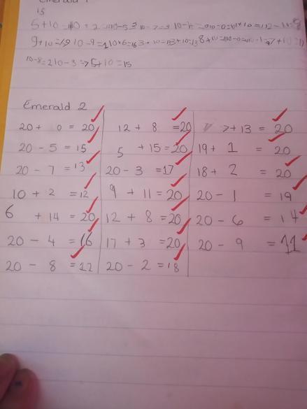 Working hard on improving Gem maths