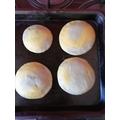 Eden's baking